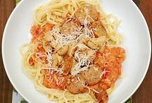 Recipes - Pasta / by Tracy Knox