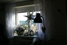 vánoční bydlení / vánoční dekorace