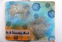 My PaperArtsy creations / Projects I create using PaperArtsy products