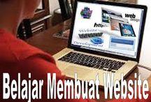 Belajar Cara Membuat Website Sendiri / Belajar mengenai cara membuat sebuah website sendiri, bukan lagi termasuk hal yang sulit untuk didapatkan dan dilakukan.di zaman seperti sekarang ini.