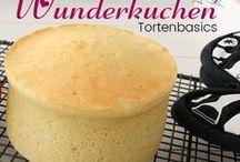 Backen - Runde Kuchen & Torten