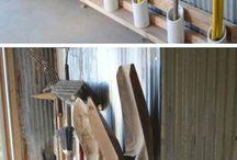 Bod, garasje og smart oppbevaring