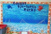 Shark Bulletin Boards