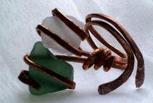 jewlery / handmade jewlry , rings and bracelets