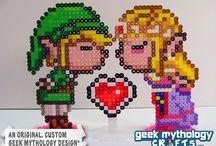 mariage thème geek