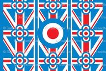mod british style
