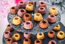 Backen Muffins & Gugls