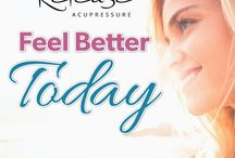 Feel Better Today PODCAST! / Feel Better Today: Inspiration Station: Healing | Acupressure | Relationships | Motivation