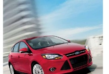 2012 Focus Brochure / by Denny Andrews Ford Sales