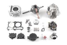 Yamaha Zuma Engine and Transmission