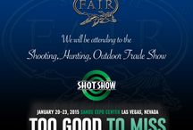 SHOT Show | Las Vegas / The Shooting, Hunting, and Outdoor Trade ShowSM (SHOT Show®) and Conference. Sands Expo and Convention Center  Las Vegas, Nevada.