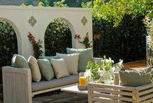 backyard / by Elizabeth Pratt