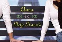 Livros: Que li, vi ou quero ler.. / by Ana.P