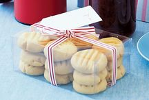 Recipes for Cookies and Biscuits and Bars
