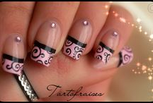 nail art / by DeAnna Fritsche