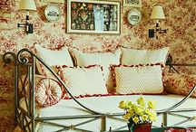 French Country~French Cottage