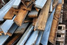 Reclaimed heartpine and beams now available / Reclaimed heartpine and beams now available! We also have reclaimed cypress... we see some awesome projects in the future!