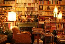Home Sweet Home ~ Libraries / by Paige Van Wagoner
