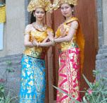Bali traditional uniform