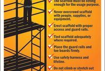 Scaffold Safety Tips / Scaffold Use in the Construction Industry