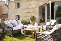 • Trend || Outdoor Living • / In warmer months, the garden is as much a part of our home as the kitchen or dining room. Stylish and really comfy outdoor furniture enables it to be both a calm oasis and the main social hub, helping the whole family enjoy a healthier, more al fresco lifestyle.