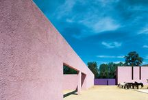 Luis Barragan / by FISCHILL Architekt