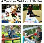 Summer activities for kids! / Fun and educational ideas to keep the kids busy all summer.