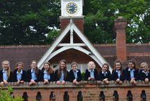 The Marist Schools / The Marist provides a complete education for girls aged 21/2 to 18 on a single 55 acre site.