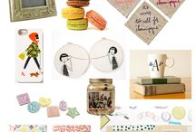 Wedding Gift Ideas / The most lovely gifts for the loveliest ladies!