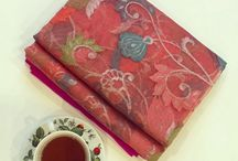 A Sari a Day / Sari journal