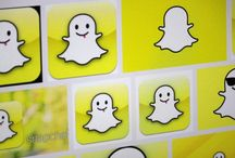 SnapChat / Catch the latest SnapChat news before it disappears...
