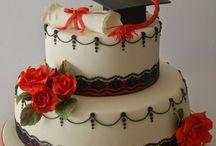 Torte laurea graduation