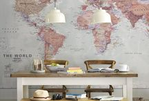 Maps / All kind of maps which inspire me