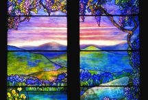 Stained Glass Art / by Georgina Lester - Arts Business Mentor