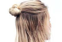 Hair & MakeUp Inspiration / Hair Make Up Beauty Inspiration