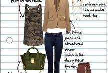 Casual style / by Jennifer Cole