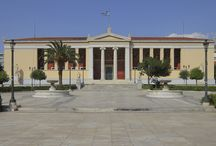 National & Kapodistrian University of Athens,the Academy & the National Library / The Athenian Trilogy: Perfection of Form  A rare look inside the three indisputable jewels of Athenian neoclassical architecture: The University of Athens, the Academy and the National Library.