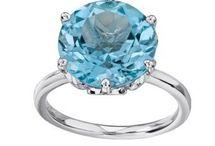 Blue-Topaz Jewellery (December Birthstone)