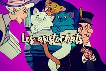LES ARISTOCHATS. (my collect') / ©LauryRow. / VOIR AUSSI ICI :: https://www.facebook.com/pg/Disneycollecbell%20/photos/?tab=album&album_id=604679899613704