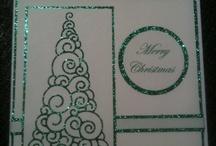 My christmas cards