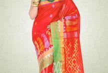 Kora Sarees / High quality Kora fabric, for your style quotient!
