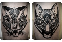 tattoos / by Zita Rieke