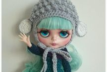 Pukado Blythe Fashion on Etsy / by Patricia Stuart