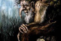 Norse, viking stuff, trolls