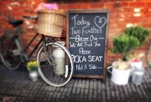 Bike and Blackboards