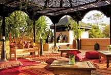 Morocco / Morocco is one of our top destinations for 2014. With luxury riads, fantastic restaurants, and traditional desert treks and camel rides, there is something for every type of traveler. Marrakech is a quick stop from most Western European cities and makes a great long holiday from the US.