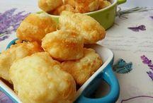 Nuvole di parmigiano fritti