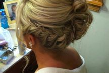 Hair & Makeup / by Becky Reenders