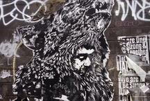 street art / by Charles Gushue