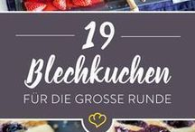 19 Blechkuchen
